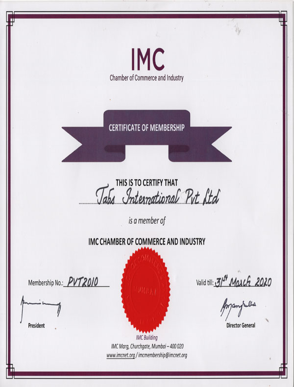 Registration & Membership | jabs International